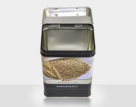 Seed Packaging Tin Can